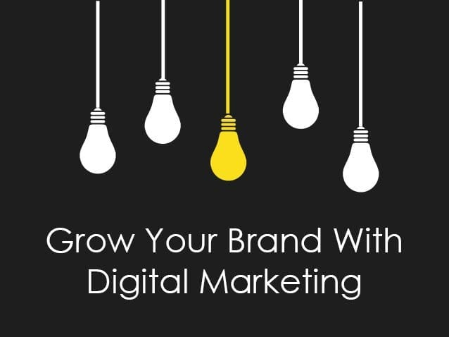 5 Digital Marketing Strategies That Could Grow Your Brand This Year